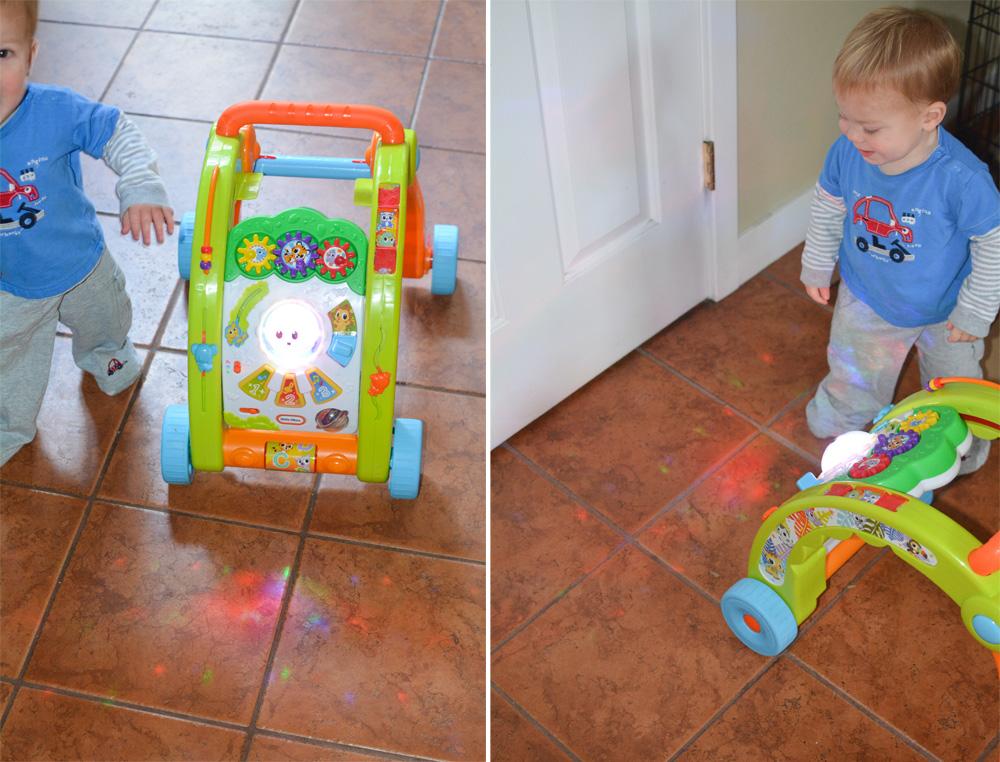 little tikes activity walker