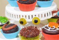 3 Creepy & Fun Halloween Cupcake Ideas
