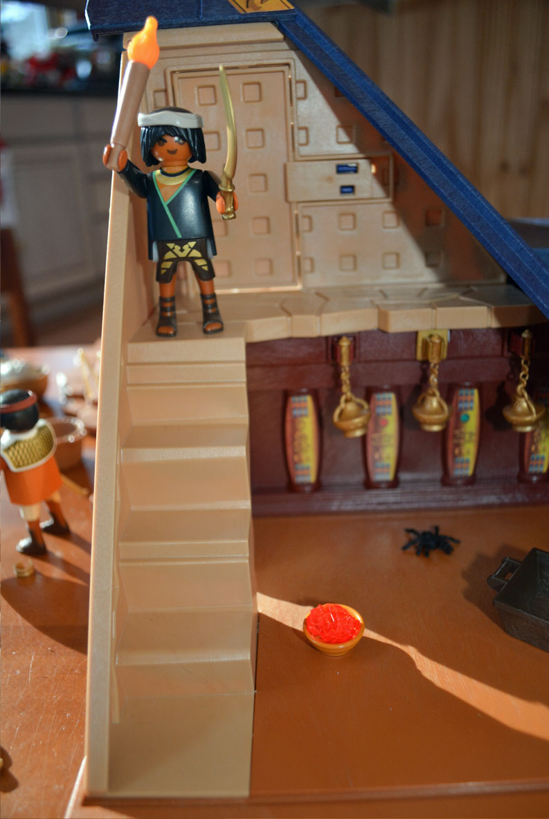 playmobil pharaoh's pyramid review