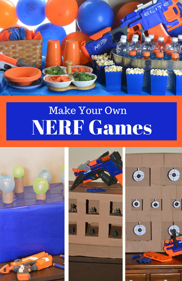 graphic about Nerf Gun Targets Printable identify Nerf Game titles - Host the Best Nerf Beat With Such Exciting