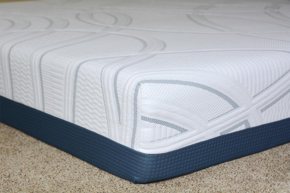 Get A Good Night S Sleep With The Serta Sleeptogo 12 Quot Gel Memory Foam Luxury Mattress
