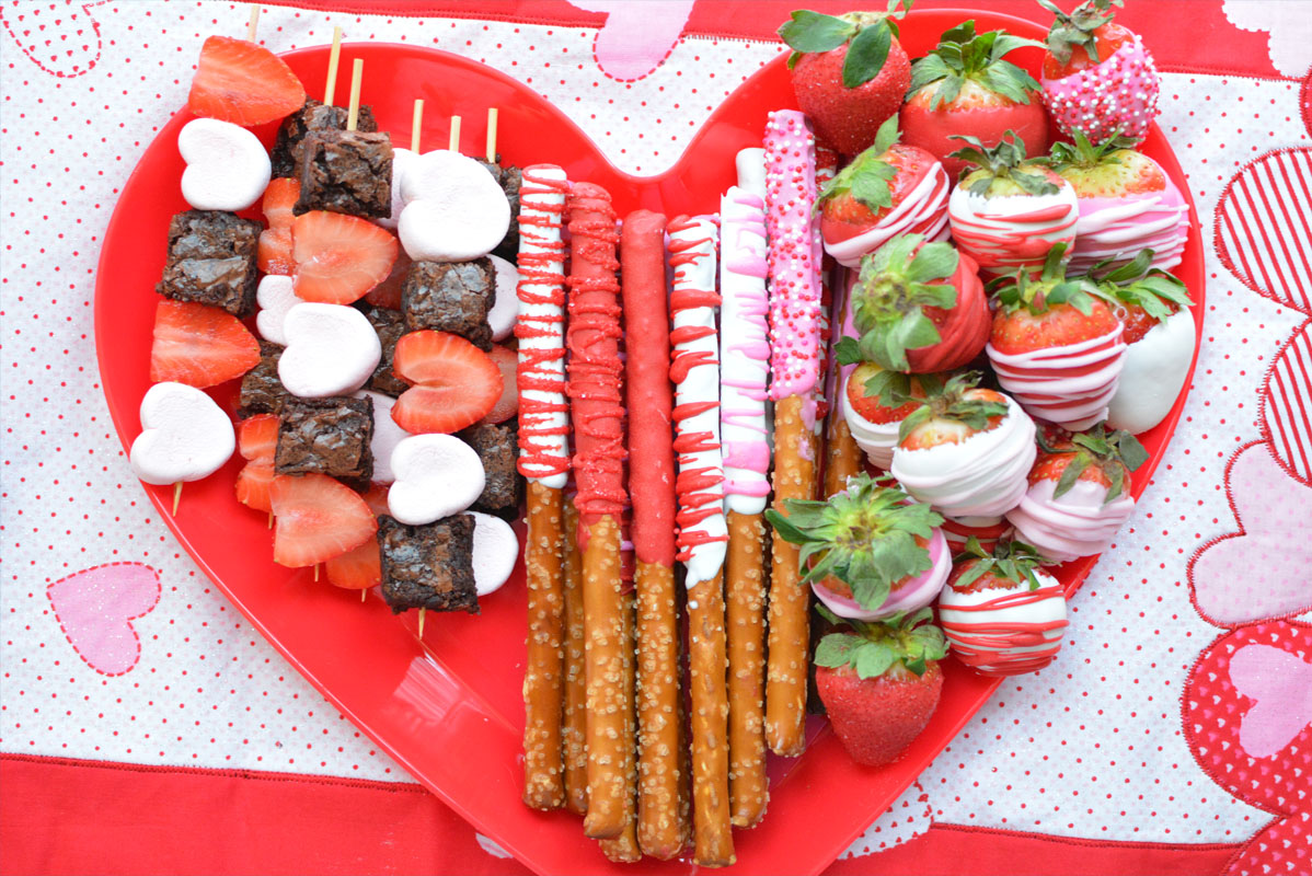 Inexpensive Valentine's Day ideas to help you make the day special.
