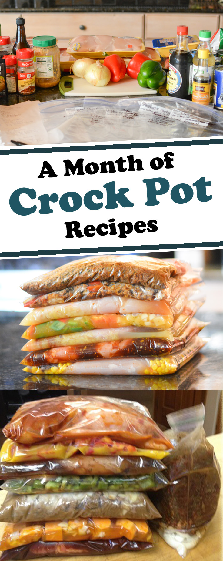freezer crockpot meals on a budget