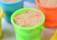 Sand Pudding – Beach Themed Snack