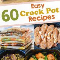 easy crock pot recipes