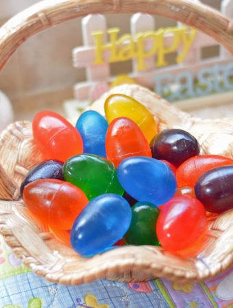 How to make Jello Eggs