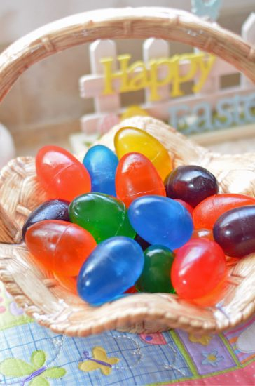 How to make Jello Eggs