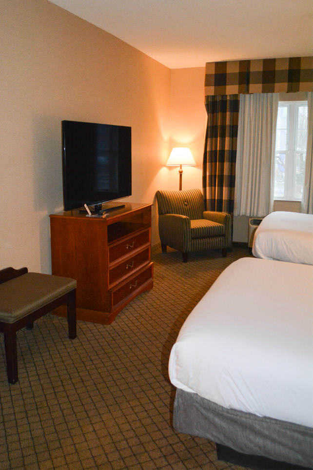 holiday inn tilton nh review