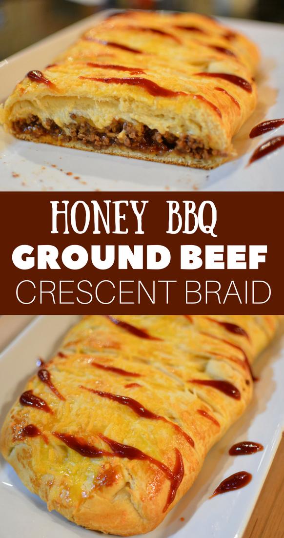 crescent braid ground beef