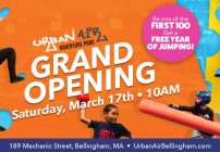 Urban Air Bellingham Ma Grand Opening March 17