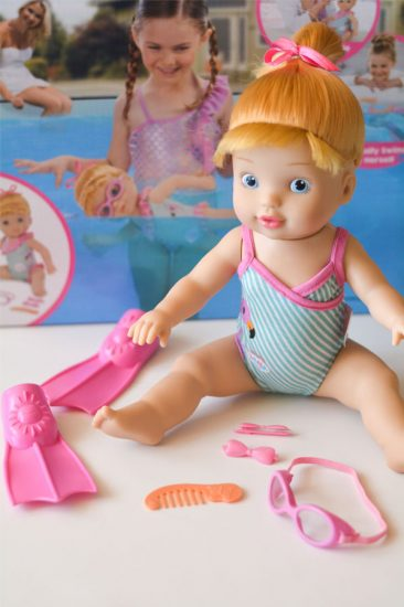 Baby Born Mommy Look I Can Swim Mommy 39 S Fabulous Finds