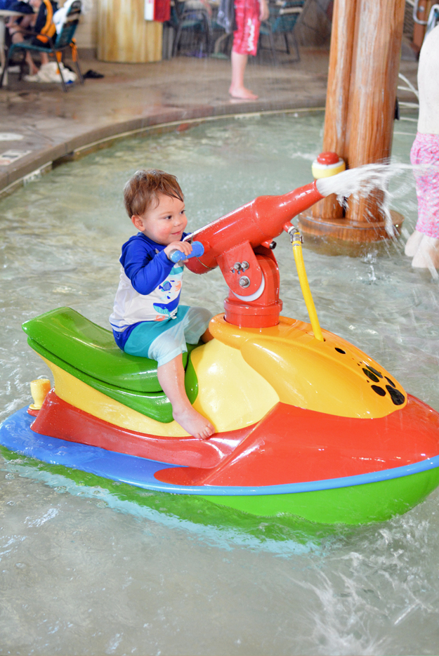 Tips for Visiting Great Wolf Lodge With Toddler