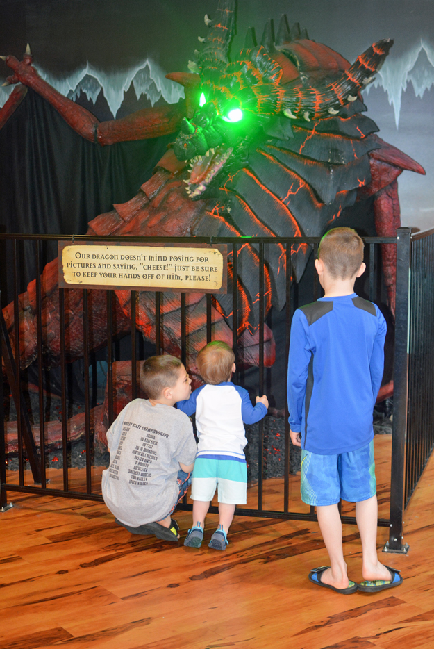 great wolf lodge magiquest