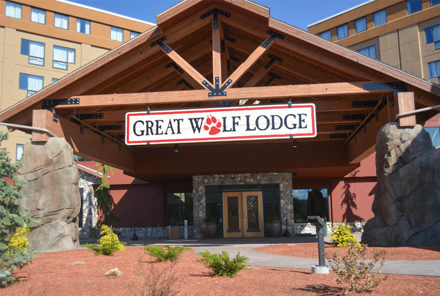 Great Wolf Lodge MA
