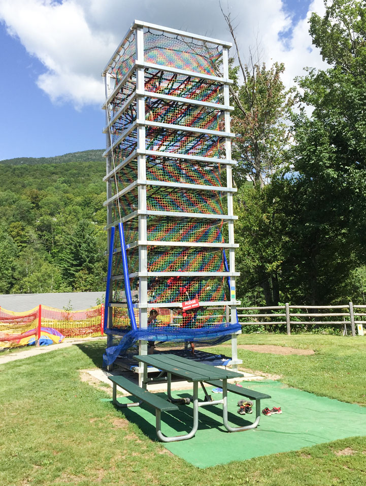 loon mountain adventure center
