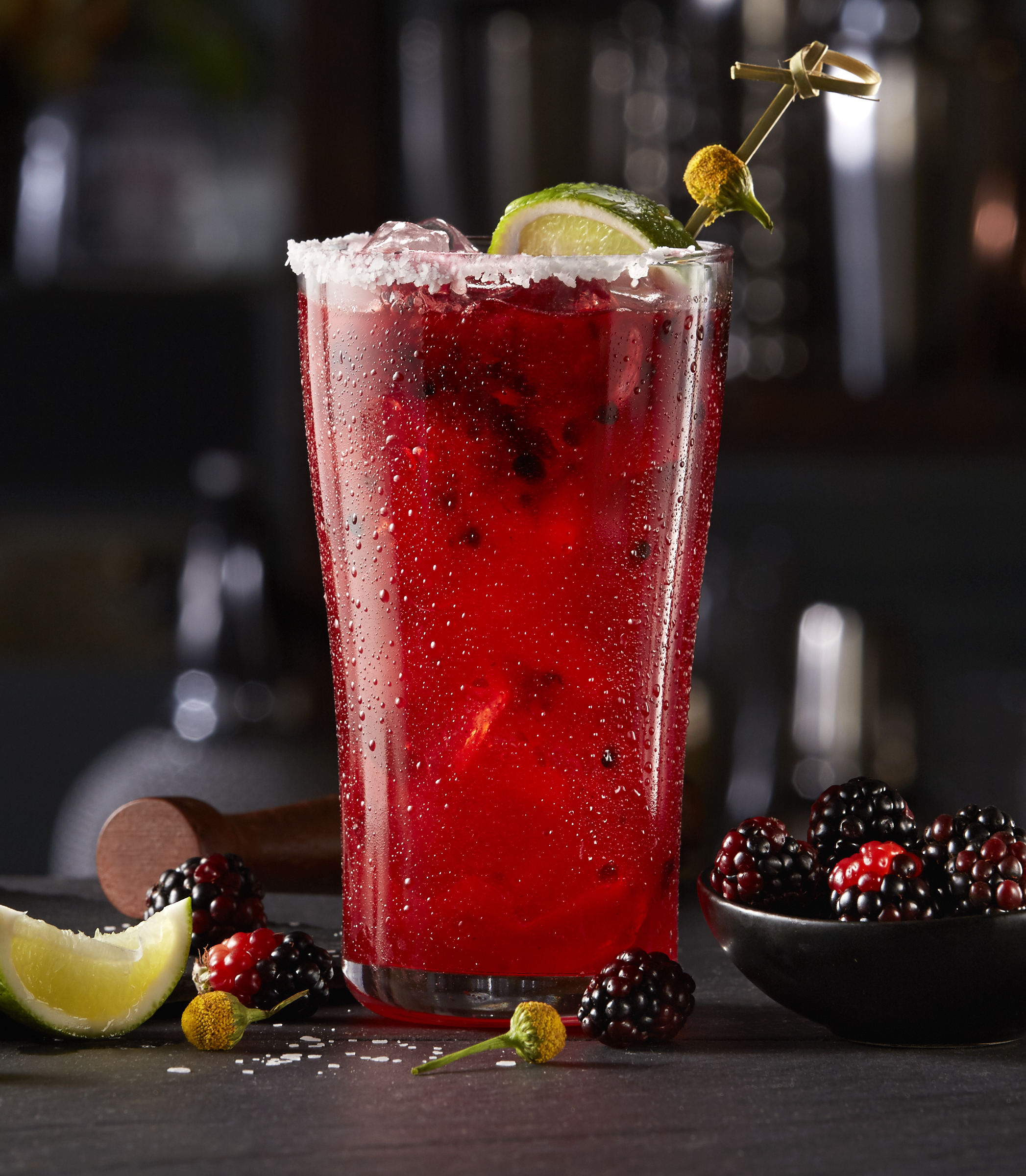 Blackberry Buzz Rita