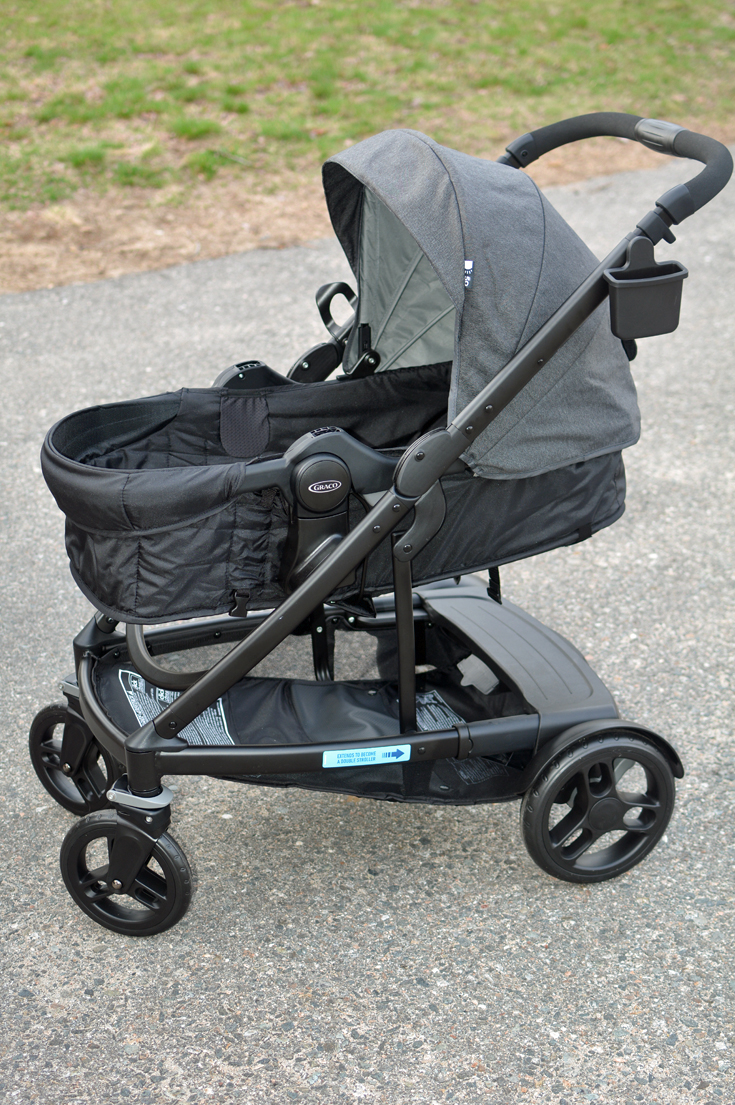 Meet The Graco Uno2duo Travel System Mommy S Fabulous Finds