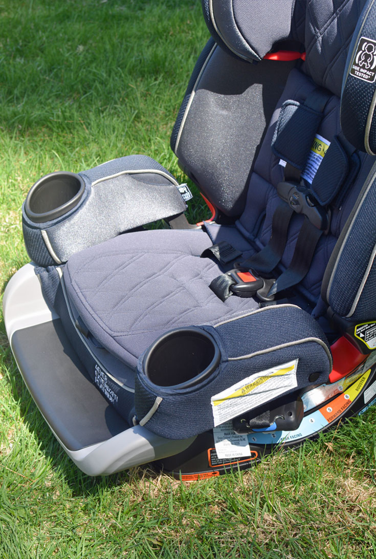 graco 4ever extended rearfacing