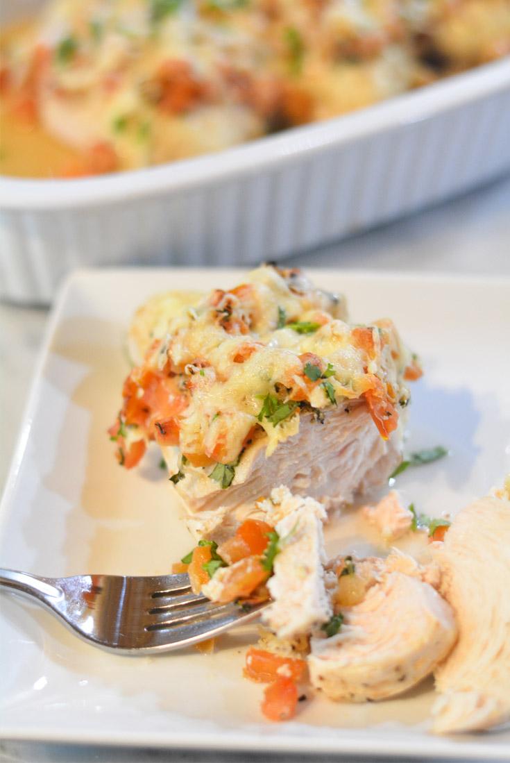 Pico De Gallo Chicken