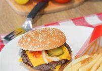 McDonald's Fresh Beef Quarter-Pound Burgers..Yes, Please!