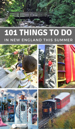 101 Things To Do In New England This Summer Mommy S