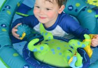 Stay Safe Around the Water | SwimWays Baby Pool Floats
