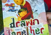 Drawn Together Picture Book & $50 Gift Card Giveaway