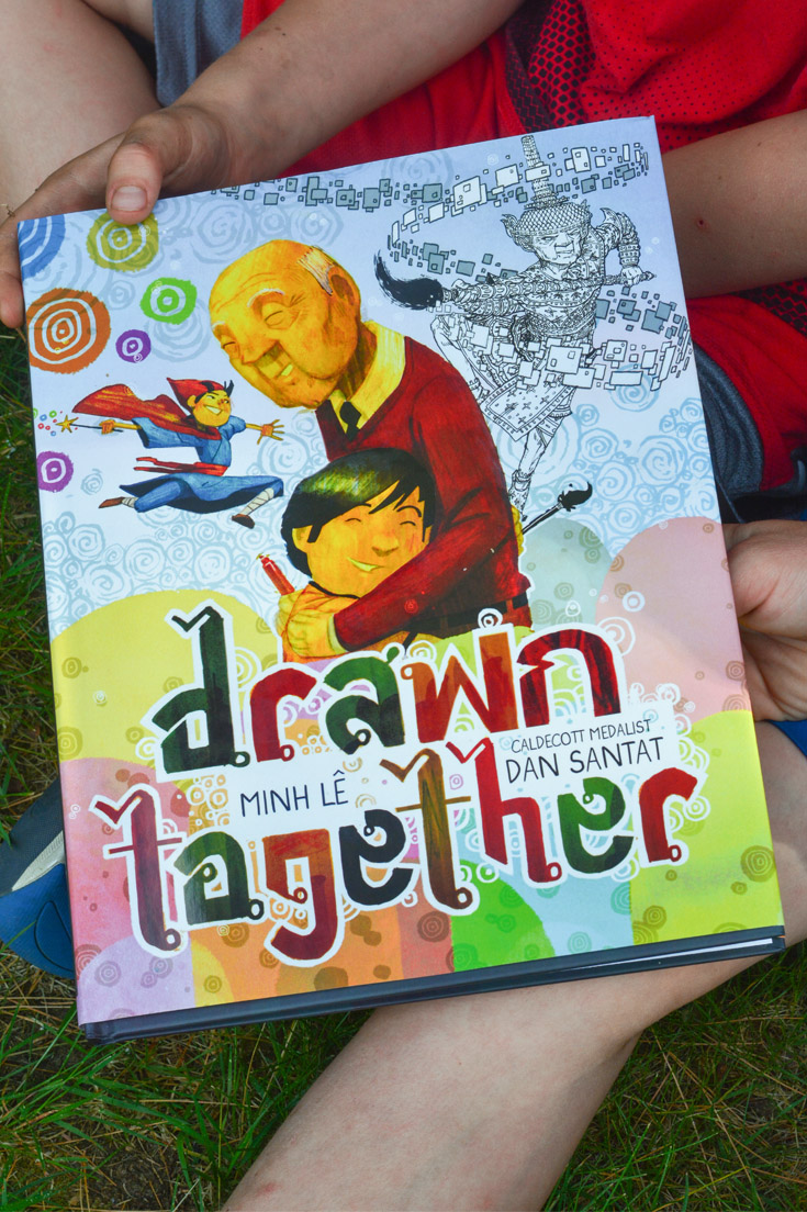 Minh Lê Drawn Together