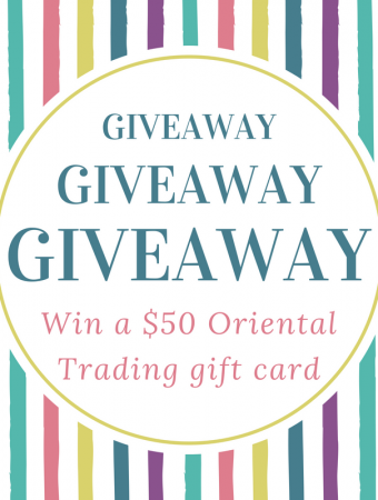 oriental trading giveaway