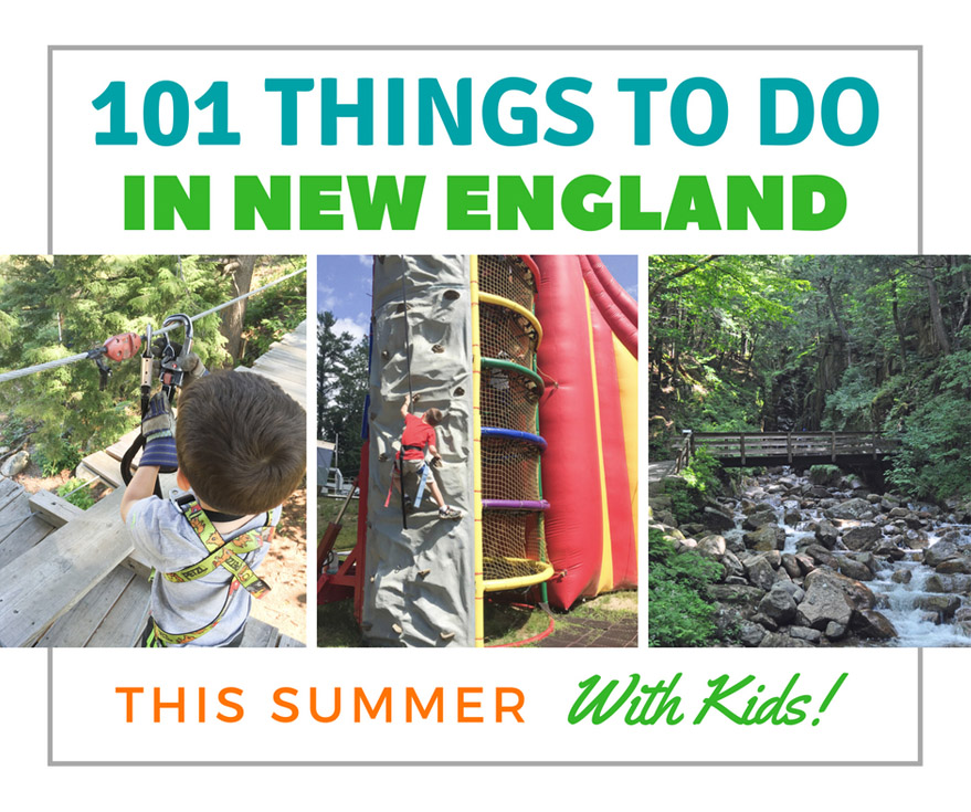 summer vacation ideas new england