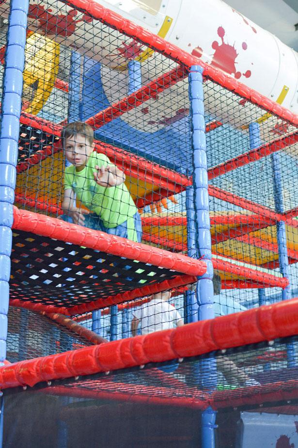 thomas land indoor play area