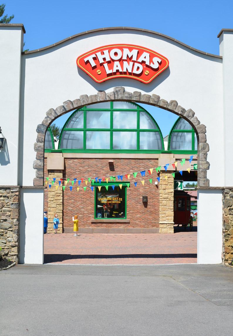 Thomas Land Discount