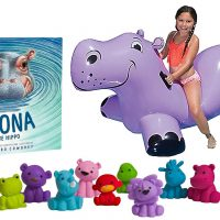Fiona the Hippo giveaway