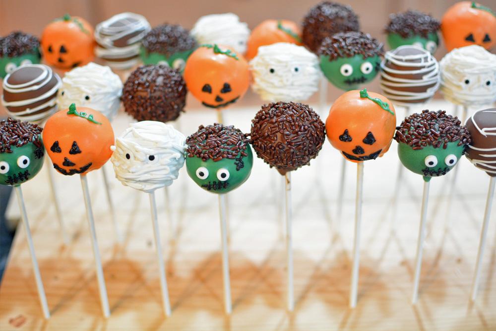 Buy Halloween Cake Pops