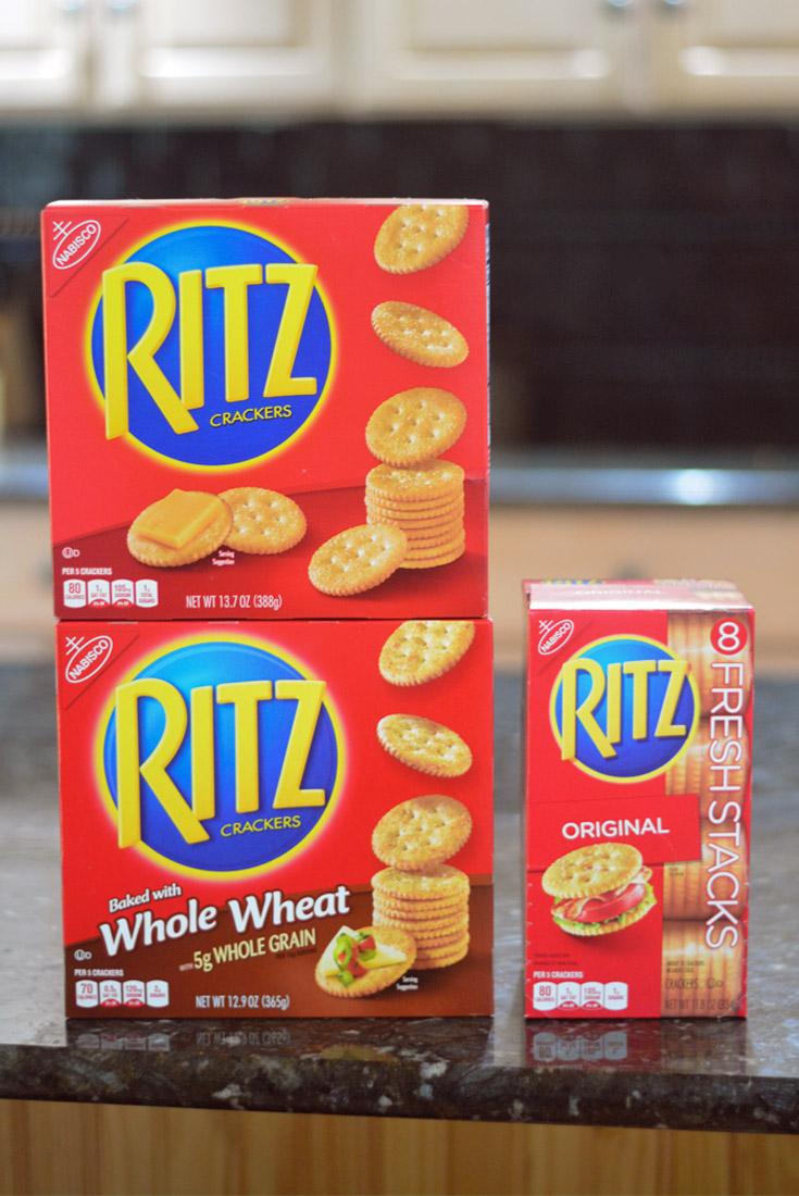RITZ Ibotta Deal