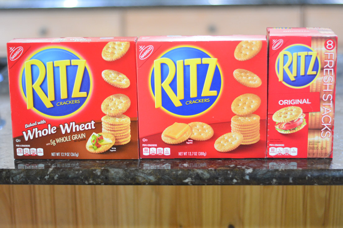 RITZ cashback offer