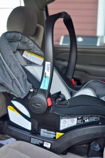 Free Graco SnugRide SnugLock Car Seat Base
