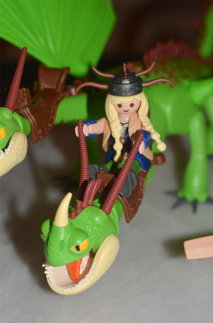 Playmobil Ruffnut and Tuffnut