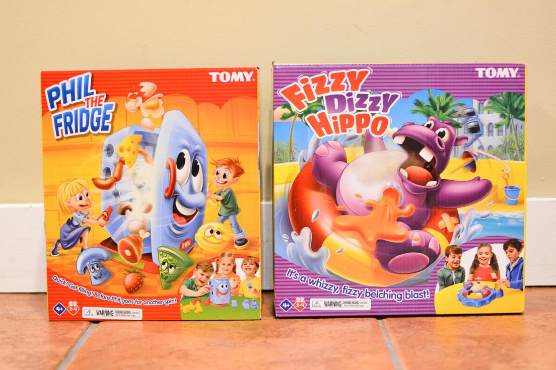 tomy games Preschool toys
