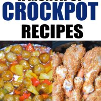 month of crockpot meals