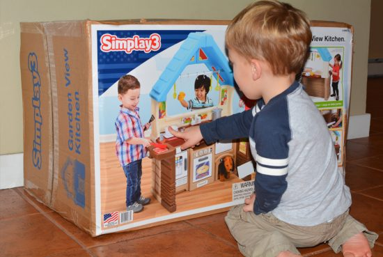 simplay3 kitchen review