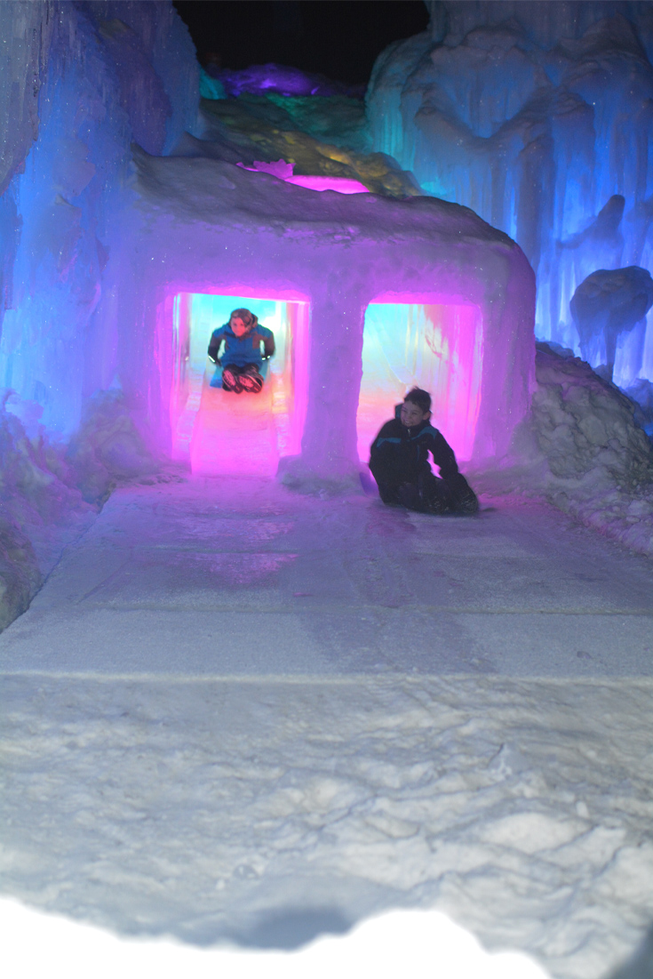 discounted ice castle tickets