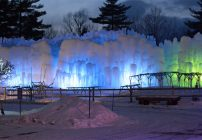 Discounted New Hampshire Ice Castle Tickets On Sale Now for 2019