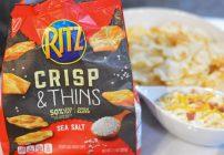 RITZ Crisp & Thins at Walmart ibotta Offer