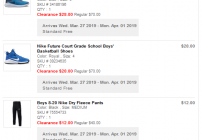 *HOT* NIKE Boys Clothing Up to 70% off at Kohl's