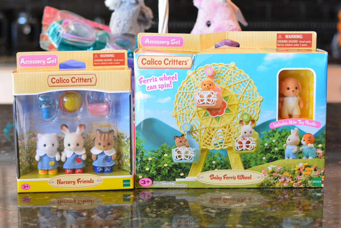 Calico Critters Baby Farris Wheel
