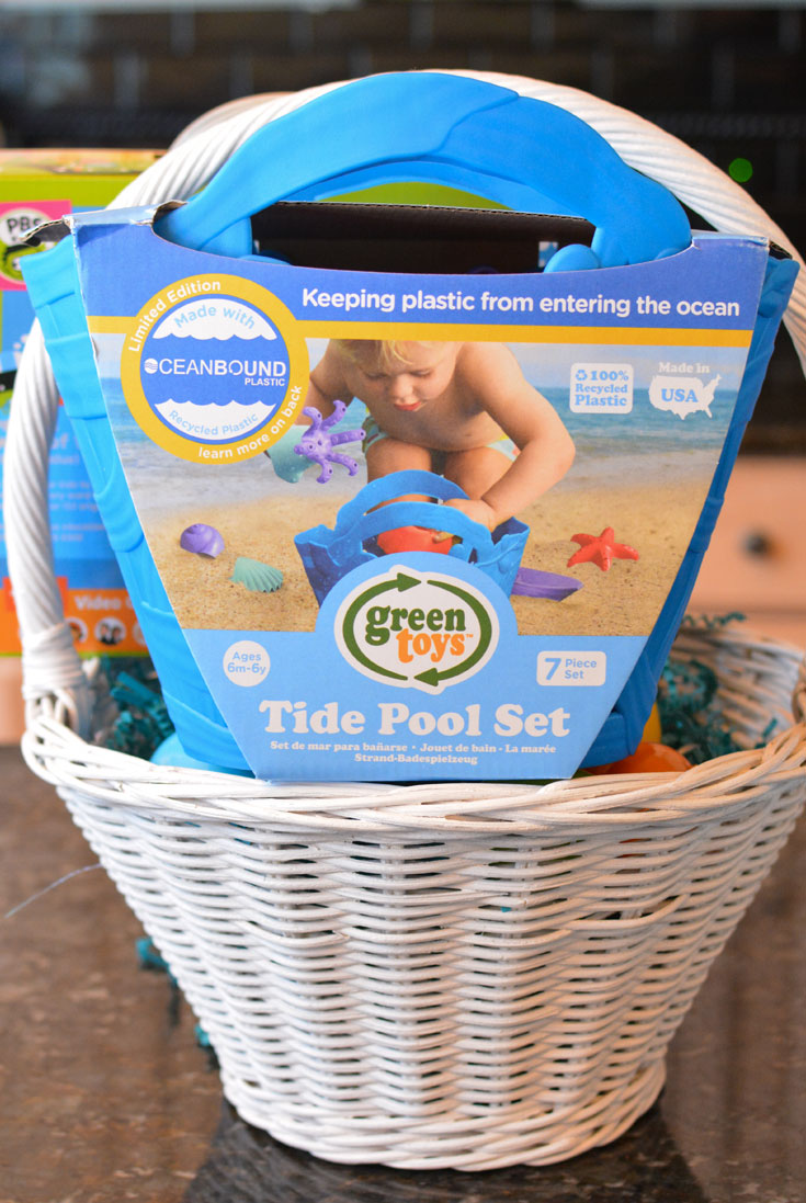 Green Toys Tide Pool Set