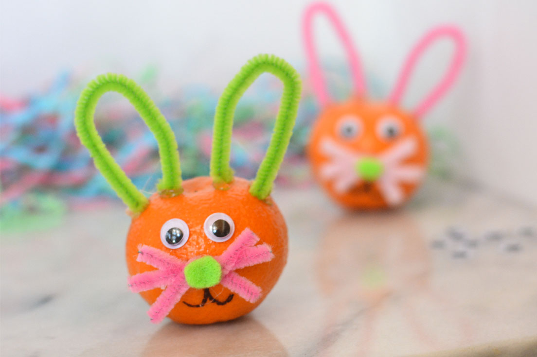 Halos Easter Bunny