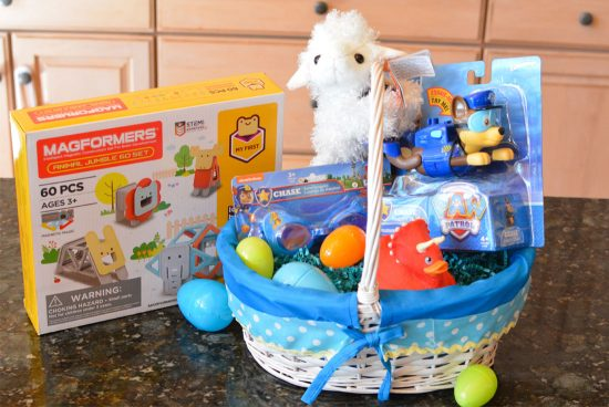 Non-Candy Easter Basket Stuffers