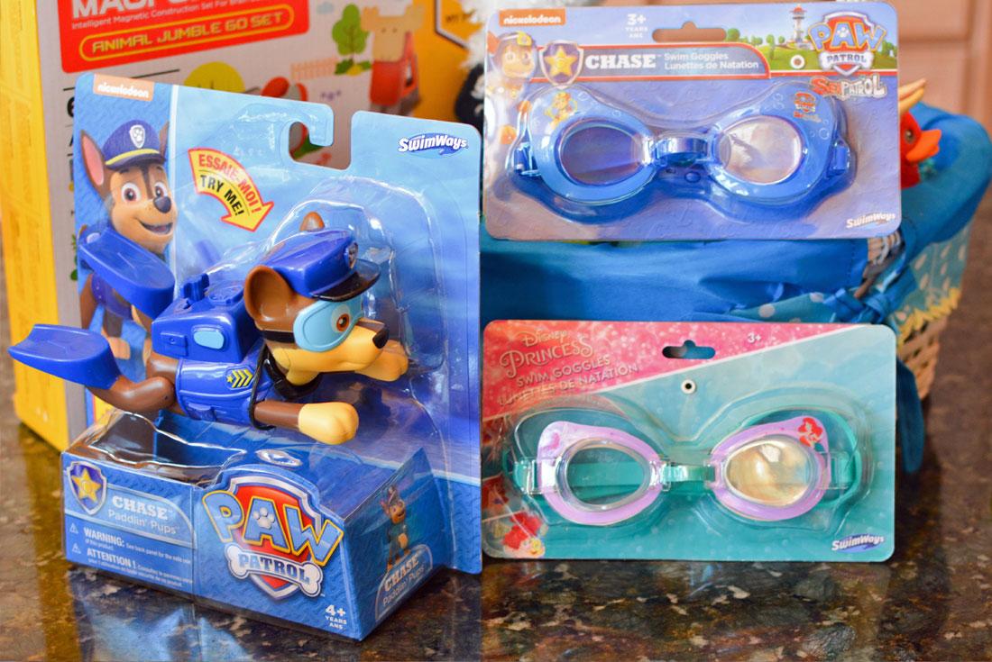 swimways paw patrol toys